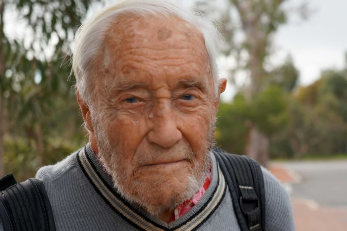 Edith Cowan University professor David Goodall aged 104 will travel to Switzerland to voluntarily end his life. Picture:Supplied