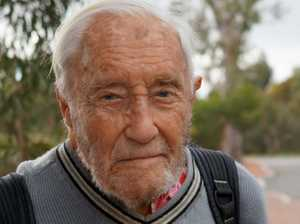 David Goodall, 104, will voluntarily end his life today.