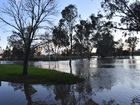 FLOOD WATCH: Condamine River bursts banks
