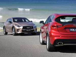 Daring to be different: Infiniti Q30 road test and review