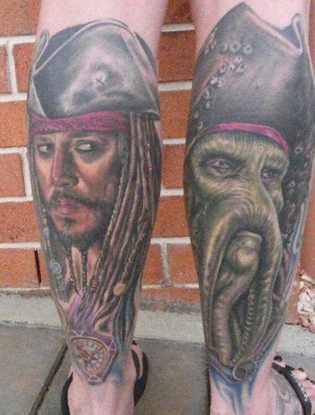Ryan Dickson Dark Martyr Tattoo
