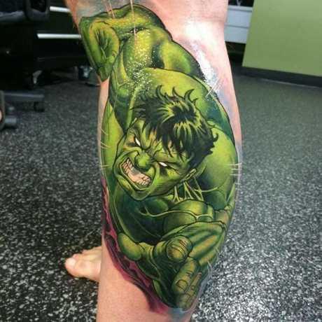 created by Ryan Dickson from Dark Martyr Tattoo