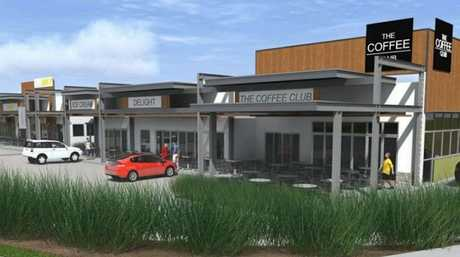 The Intersection will provide an amenity for food dining that currently isn't available in Toowoomba.