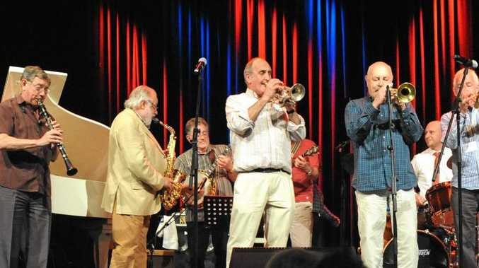 There'll be a wealth of talent on stage at the Noosa Jazz Party.