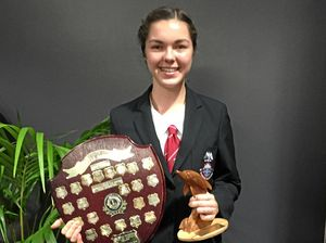Mackay students recognised with top awards