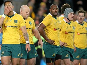 Cheika hits back at Rathbone over comments