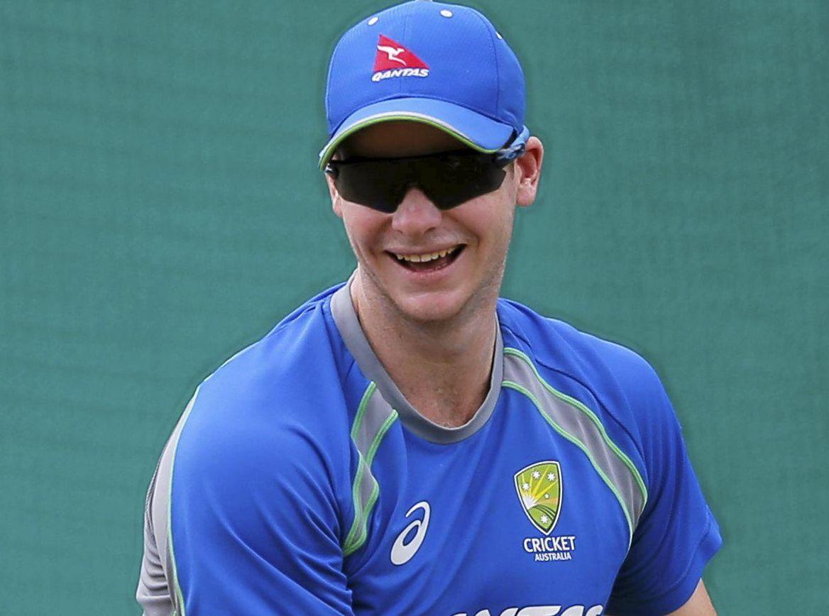 RESTING: Australian captain Steve Smith.
