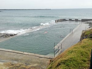Cheap option for safe, shark-free ocean swimming at Ballina