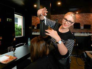 Yeppoon hairdresser takes her scissors overseas