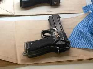 Student found with replica gun in CQ school