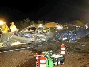Crash survivor speaks out for Road Safety Week