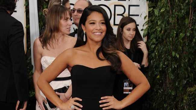 Jane the Virgin lead Gina Rodriguez