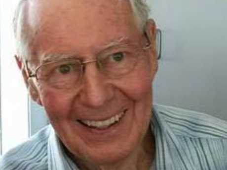 A photo of Robert Whitwell, released by South Australia Police.