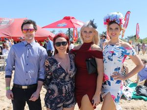 SNAPPED: Were you spotted at Mackay Beach Race Day?