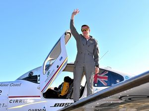 SOAPBOX: Young pilot inspires us to follow a dream