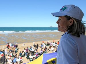 Mick's legacy thrives, huge crowd attends Beach Race Day