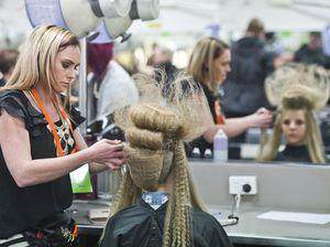 Hair and Beauty Trade Fair at SQIT.