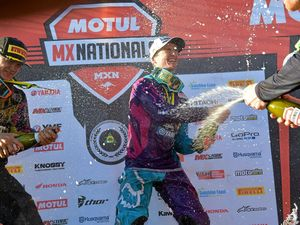 Ferris wins MX Nationals to dislodge monkey from his back