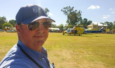 SELFLESS AND LOYAL: Friends and family are paying tribute to Rockhampton man Tim Pickering who was killed in a tragic accident on Friday.