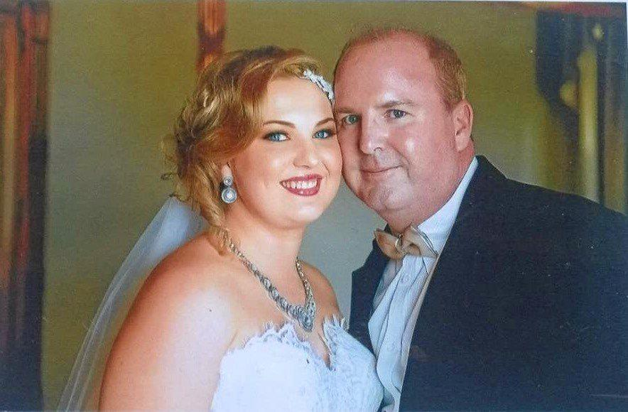 Tim Pickering's childhood friend Michael Fingland said he was a real family man who aregularly spoke with pride about daughter Tegan, who he is pictured with here.