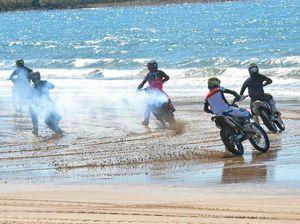 Grasstree Beach bike races make a comeback