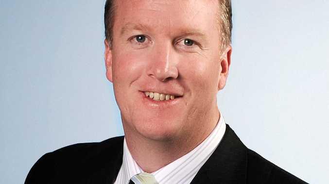 Colliers International Toowoomba managing director Dan Dwan Photo Contributed