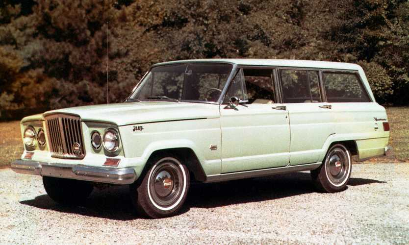 1963 Jeep Wagoneer Photo: Contributed