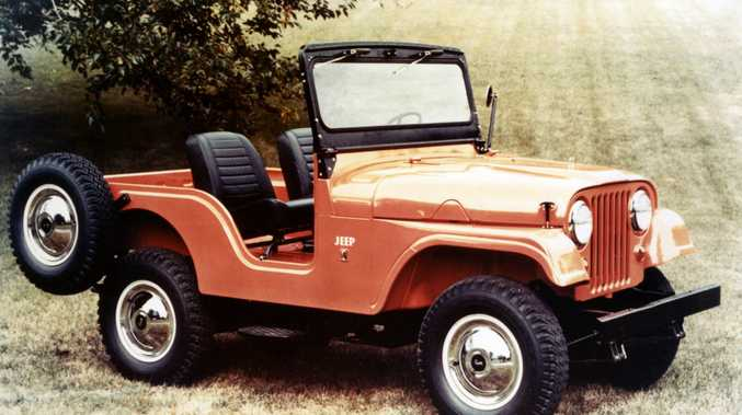1963 Jeep CJ-5. Photo: Contributed