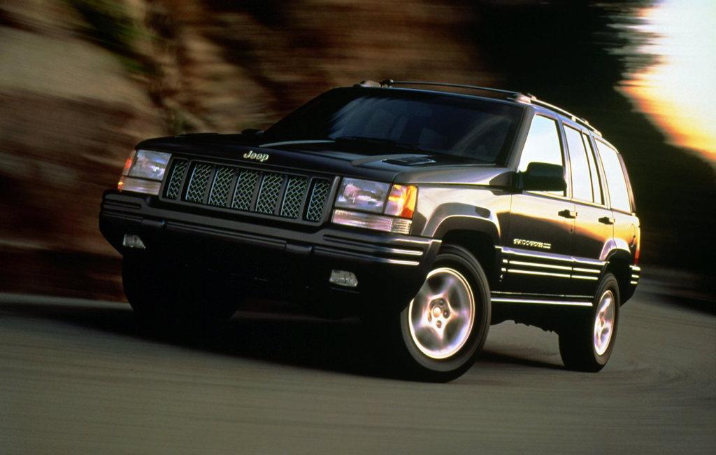 1998 Jeep Grand Cherokee. Photo: Contributed