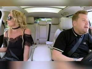 "Britney Spears calls Carpool Karaoke appearance ""awkward"""
