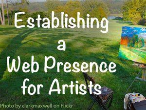 Establishing a web presence for artists on the Coffs Coast