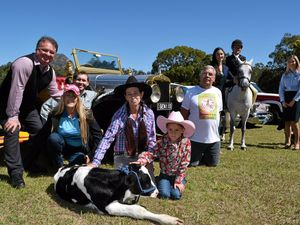 Sunshine tipped for Noosa Show