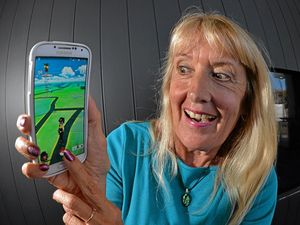 Could this be the Coast's oldest Pokemon trainer?