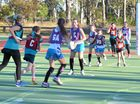 Teams go head to head in netball grand final