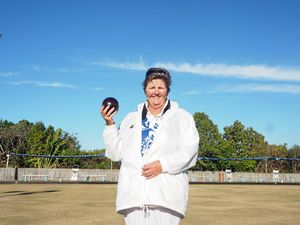 Dellar takes aim at state disability bowls titles