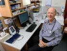 NEW LIFE AHEAD: Dr John Jackson of Grange Road Medical Centre is retiring.
