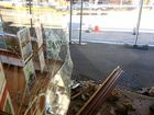 Some of the damage following an incident on Saturday where a car ploughed into shopfronts on Byron Street, Bangalow.
