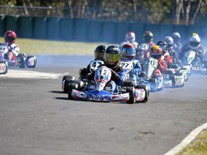 Karting drivers prepare for junior top guns in Warwick