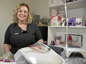 Toowoomba mum paints, designs nails of city women
