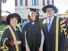 USQ graduate finds her future in health