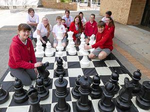 School and uni combine to host chess tournament