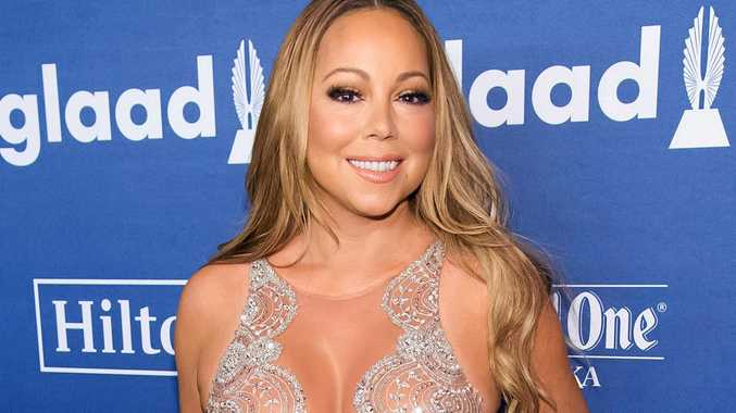 FILE - In this May 14, 2016 file photo, Mariah Carey attends the 27th Annual GLAAD Media Awards, in New York. Carey will appear on the Oct. 5 episode of the Fox series, \