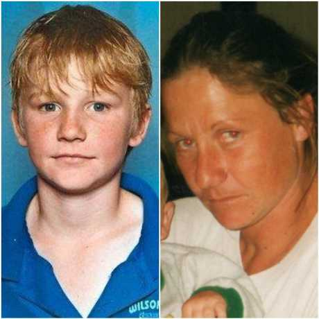 Jordan and Donna Rice died in the 2011 flooding of Toowoomba.
