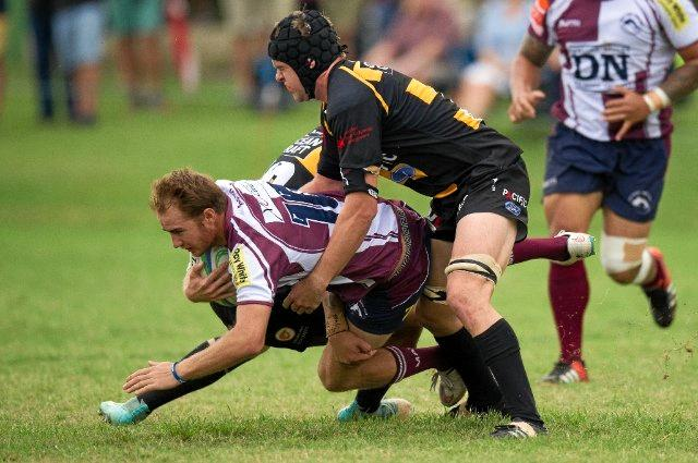 GRAND FINAL: Noosa beat Caloundra at Sunshine Beach yesterday and will now host the Sunshine Coast Rugby Union grand final on September 10.