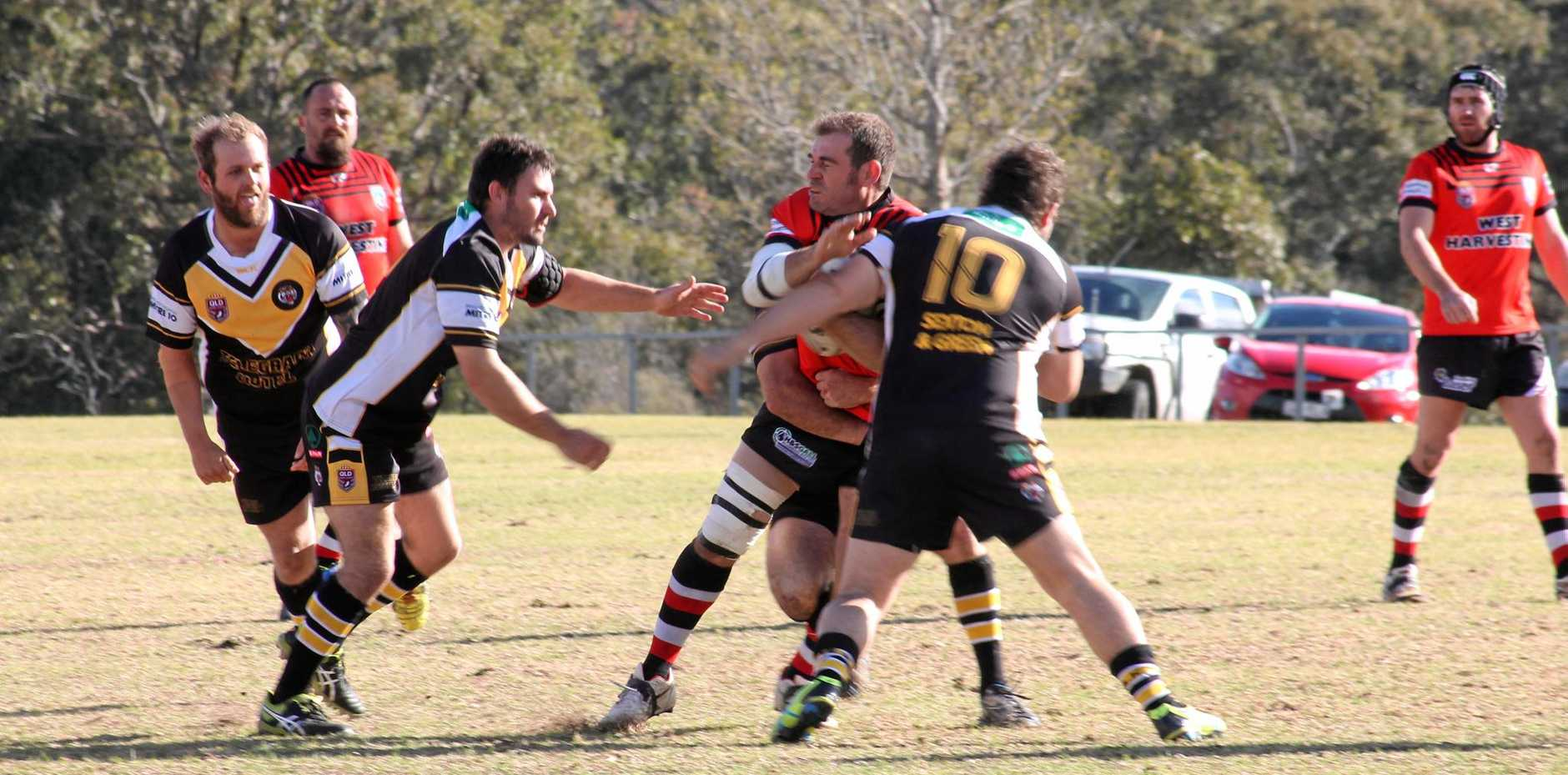 The competition will be tough this weekend as the Tenterfield Tigers and Inglewood Roosters go head to head in the grand final.