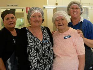Hard-working volunteer remembers 45 years of service
