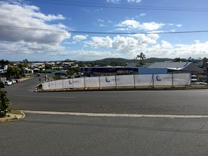 'Wrong spot': Workers on site of controversial Tannum servo