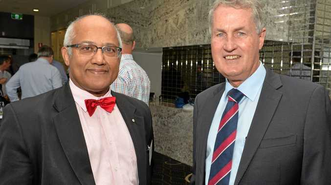 National vice chair of the Australia India Business Council, Jim Varghese, and Mackay Mayor Greg Williamson believe Mackay has a big part to play in bringing 300 million people out of poverty in India over the next 20 years.