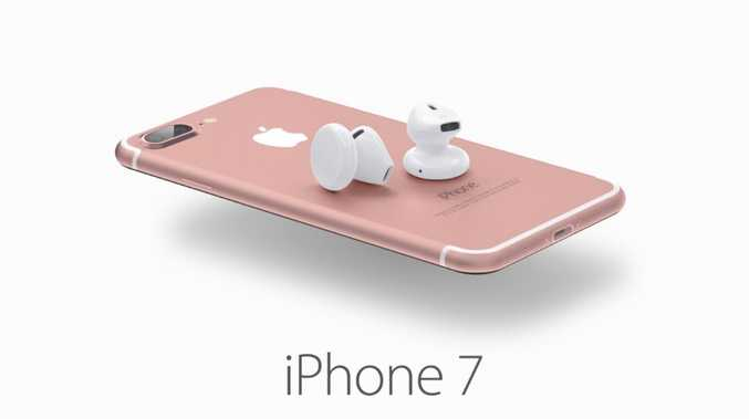 One of the many images floating around promoting leaks on the iPhone 7.