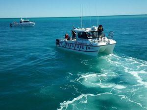 Aurizon chips in for slick new Gladstone boat